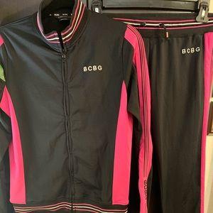 Women's Designer BCBG Trail Suit